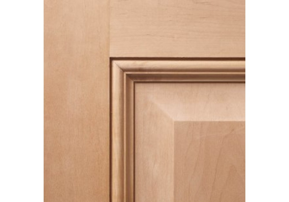 Ka230 Knotty Alder 2 Panel Arched Door 1 3 4 Most