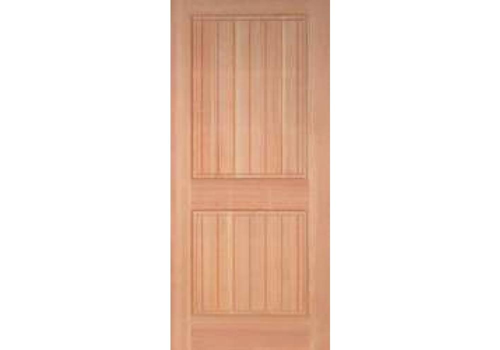 TM Sheridan Vertical Grain Douglas Fir EXTERIOR Craftsman Doors 1 3 4 Quot