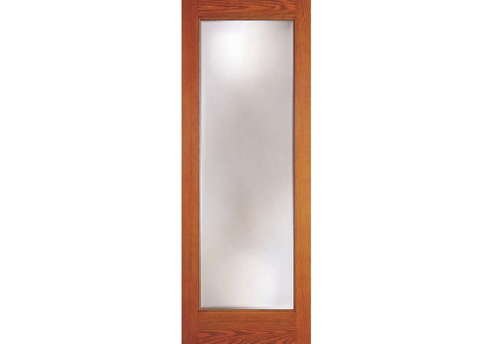Drg1080 Fargo Plastpro Woodgrain French Door Open