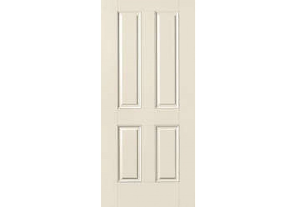 Ss960 Bristow Therma Tru Smooth Star Four Panel Door 1