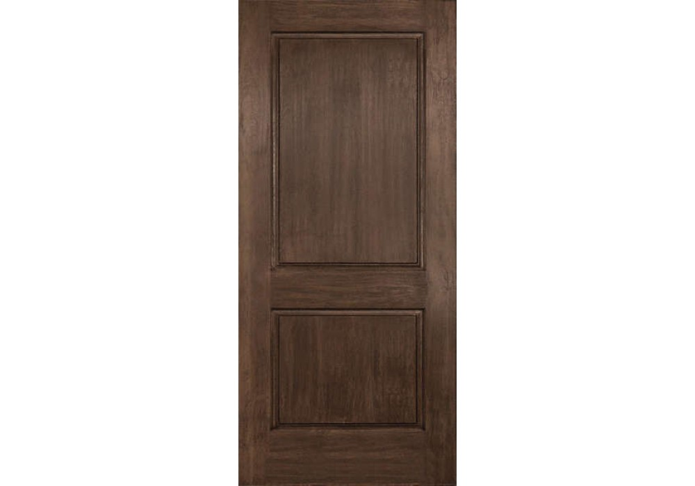 Dra2b Clayton Plastpro Rustic Two Panel Square Top