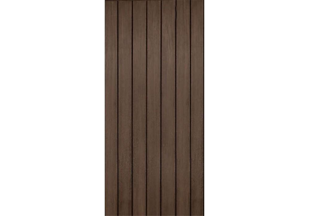Dratp Spruce Plastpro Rustic True Plank Door Square