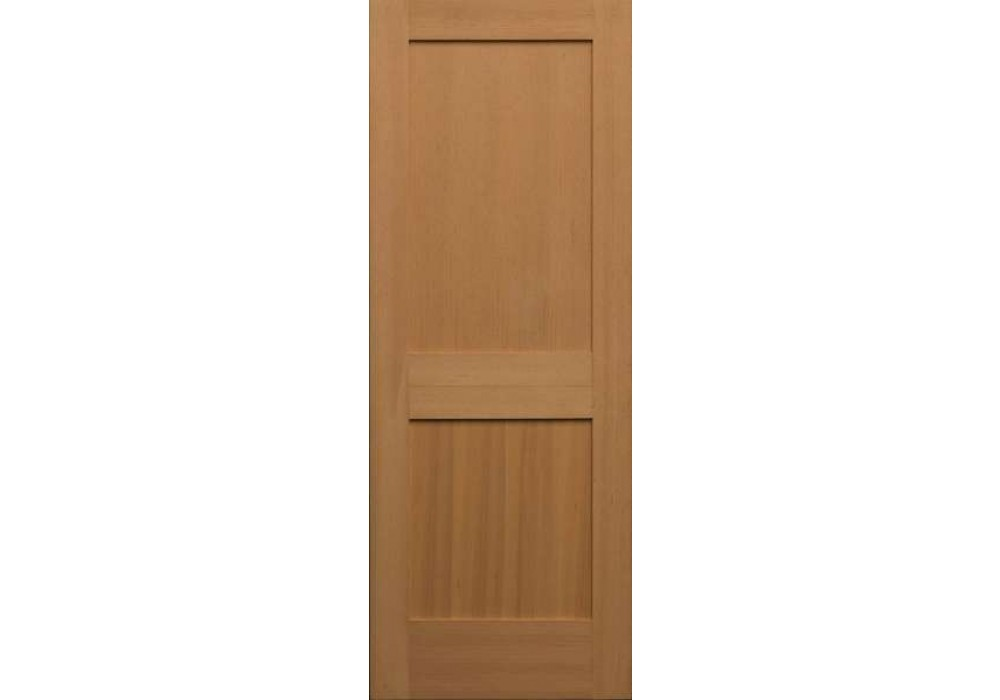 Vertical Grain Douglas Fir Interior Doors 2 Panel Eto Doors