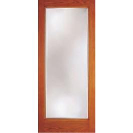 "DRG10 - Morven-Plastpro - FIBERGLASS FRENCH DOORS - OPEN NO GLASS ( 1-3/4"")"