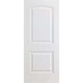 2Panel20Min8 - 2 Panel Arch Primed Door Fire Rated 20 Min