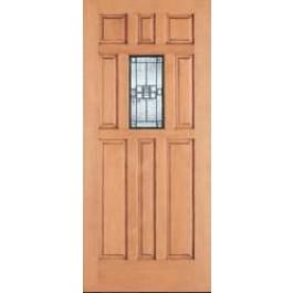 "TM4100 - Vertical Grain Douglas Fir EXTERIOR Doors- TM4100 (1-3/4"")"