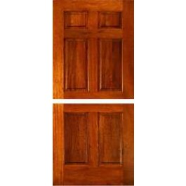 "DUTEXMA600 - Dutch: Mahogany 6 Panel Door (1-3/4"")"