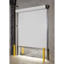 Model 2000 - Rolling Steel Commercial Garage Door (Roll Up)