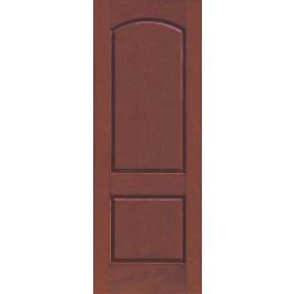 "CCR8200 - Skyline-THERMA-TRU RUSTIC TWO PANEL SQUARE TOP DOOR (1-3/4"")"