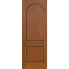 "CCR8220 - Marshall-THERMA-TRU RUSTIC TWO PANEL SQUARE TOP DOOR (1-3/4"")"