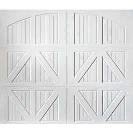 ClassicaValenco - Valenco Carriage Design Steel Garage Door (Classica Series)