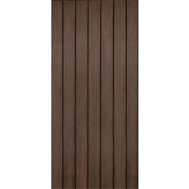"DRATP - Spruce-Plastpro - RUSTIC TRUE PLANK DOOR SQUARE TOP (1-3/4"")"