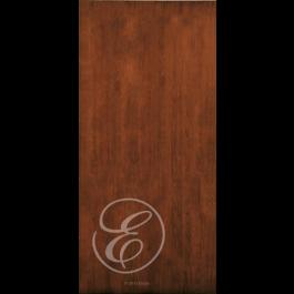 "FC500 - Escon Flush Fiberglass  Door with Cherry Grain (1-3/4"" ) Exterior Grade"