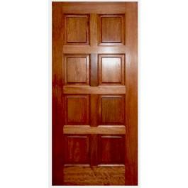 Mahogany 8-Panel | ETO Doors