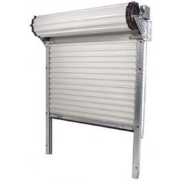 Model 3000 - Rolling Steel Commercial Garage Door Heavy Duty (Roll Up)