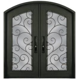 Escon Forged Double Iron Doors SS516SHXX/54