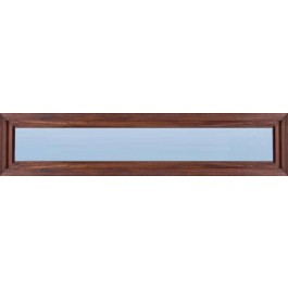 TransomRTClear - Rectangle Top Transom with Clear Glass