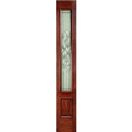 Side-Lite | Venetian Clear Elegant Glass | ETO Doors