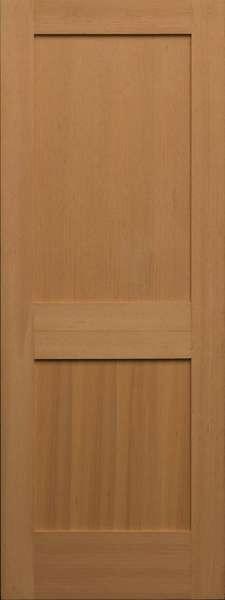 Vertical Grain Douglas Fir Interior Doors 2 Panel Eto Doors