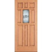 "TM4100 - Vertical Grain Douglas Fir EXTERIOR Doors- TM4100 (1-3/4"")"