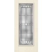 Edmond-THERMA-TRU SMOOTH STAR SARATOGA FULL LITE DOOR
