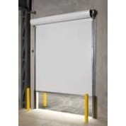 Model 2000 - Rolling Steel Commercial Garage Door (Roll Up)