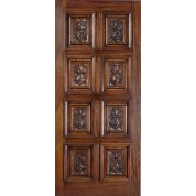 """Montreal - Mahogany Door - Montreal (1-3/4"""")"""