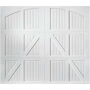 Lucern Carriage Design Steel Garage Door (Classica Series)