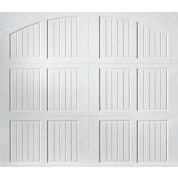 Tuscony Carriage Design Steel Garage Door (Classica Series)