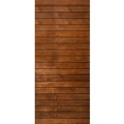 "Multus - Multi Horizontal Plank Wood Door (1-3/4"")"