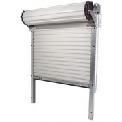 Model 3000 - Rolling Steel Commercial Garage Door Heavy Duty (Roll Up)