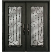 Escon Forged Double Iron Doors S516SHXX/54
