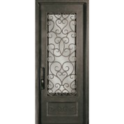 SR818SHX33 - Escon Forged Iron Door