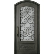 Escon Forged Iron Door S518SHX/34