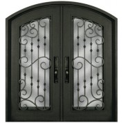 Escon Forged Double Iron Doors SS516WHXX/54