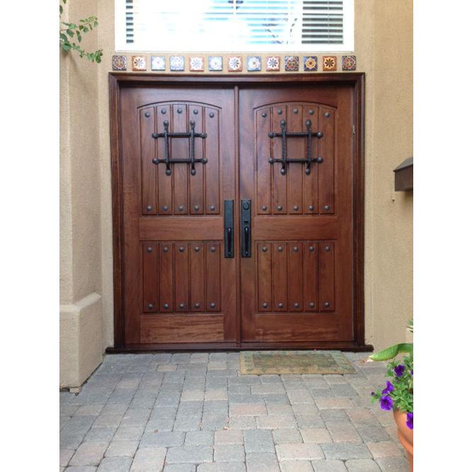RM1 - Mahogany RM1 Door (1-3/4\