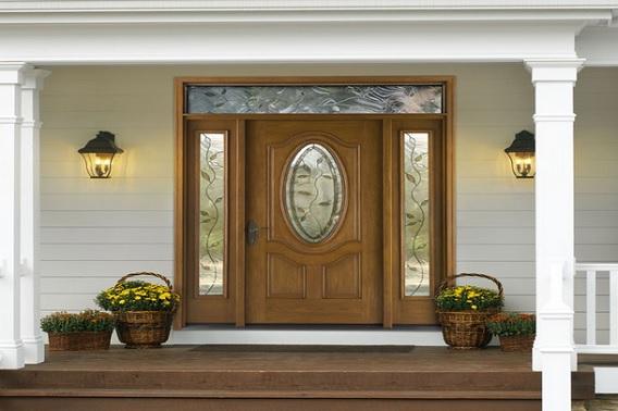 Wood Entry Door.42\