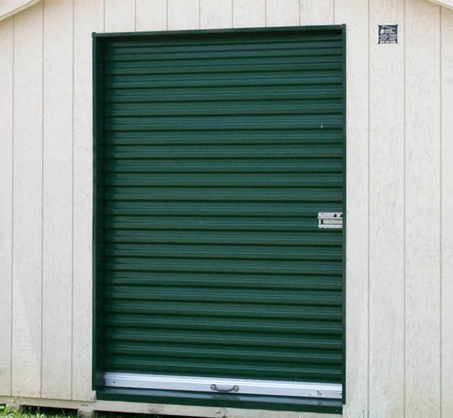 Model 650 Light Duty Mini Rolling Self Storage Steel