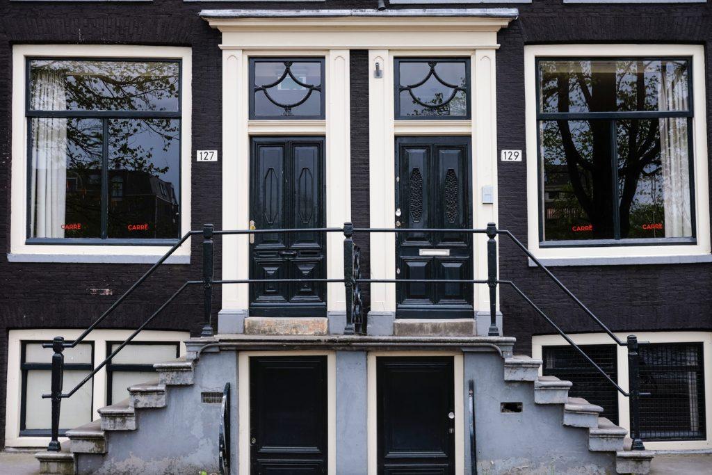 doors trim external