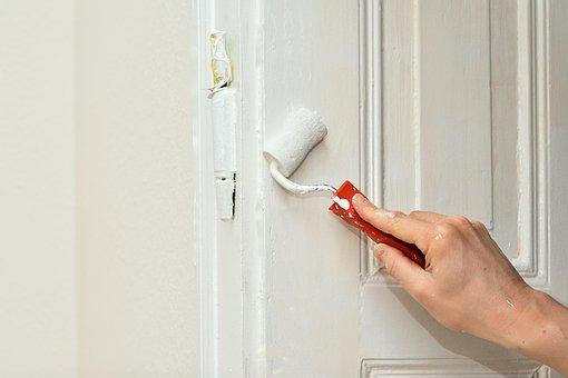 Interior Door Painting Ideas Eto