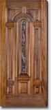 Exterior Mahogany Hand Carved Doors