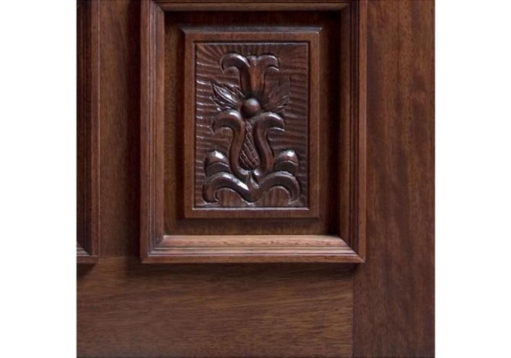 Mahogany Door (1-3/4 ) | Montreal  sc 1 st  ETO Doors & Mahogany Door (1-3/4