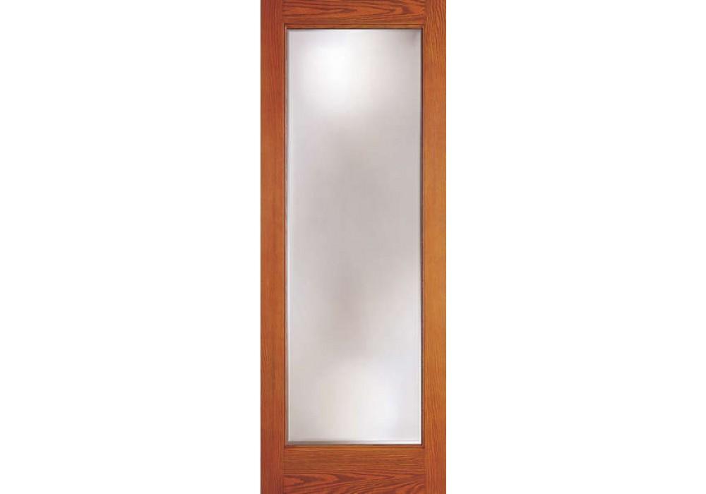 Drg1080 Fargo Plastpro Woodgrain French Door Open