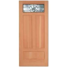 """TMC730 - Vertical Grain Douglas Fir EXTERIOR Doors (1-3/4"""")"""