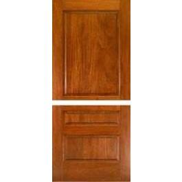 "Dutch Mahogany 3 Panel Door (1-3/4"")"