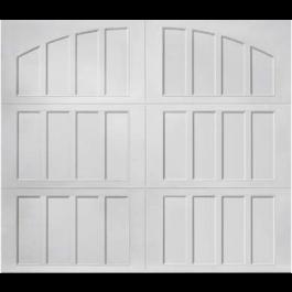 Northampton Carriage Design Steel Garage Door (Classica Series)