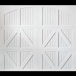ClassicaValenco - Valenco Carriage Design Steel Garage Door (Classica Series)