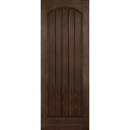 "DRA1A80 - Ashford-Plastpro - RUSTIC 3/4 ARCH LITE DOOR (1-3/4"")"