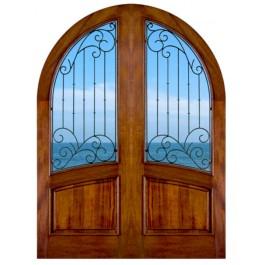"""Bellarosa - Mahogany Door - Bellarosa (1-3/4"""")"""
