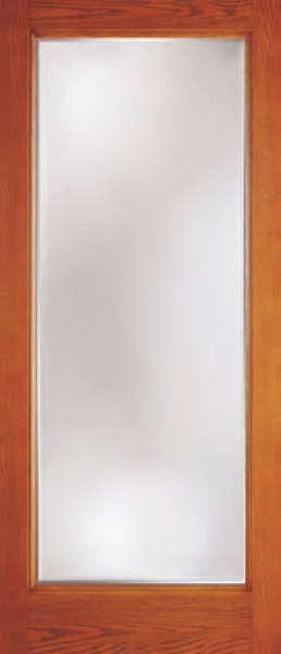 Drg10c Canfield Plastpro 80 Quot Clear Ig 1 Lite Woodgrain